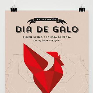 Poster - Dia de Galo