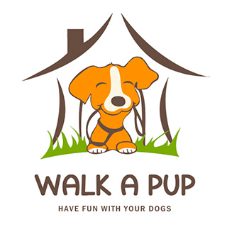 Logo Walk a Pup