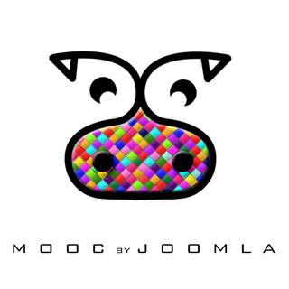 Logo Mooc by Joomla