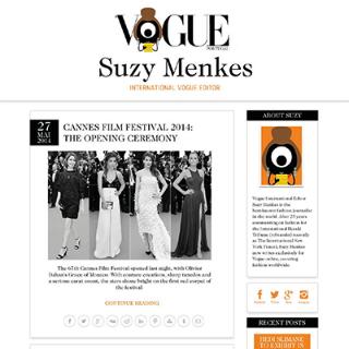Blog Suzy Menkes
