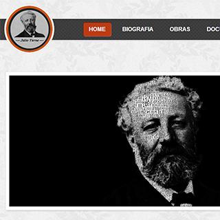 Site Júlio Verne