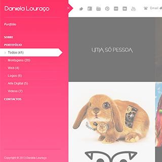 Site Portefólio Pessoal