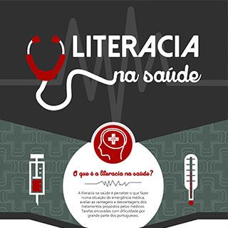 Infografia - Literacia na saúde