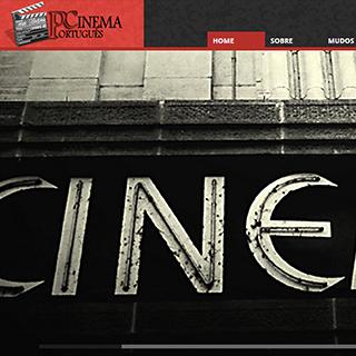 Site Cinema Português