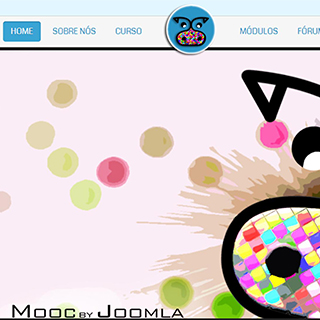 Site Mooc by Joomla