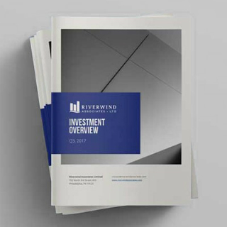 Investment Overview booklet