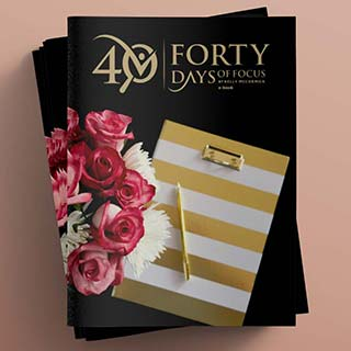 40Day of focus Ebook Booklet